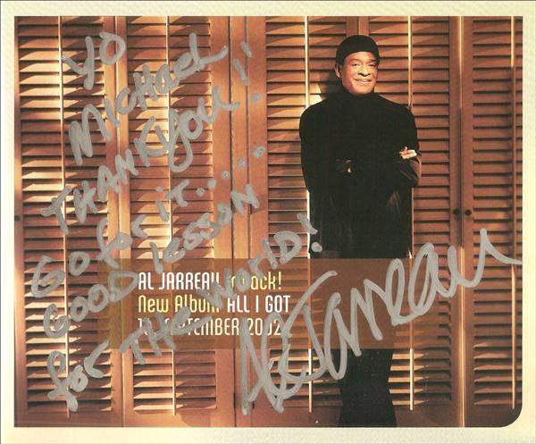 Al Jarreau (R.I.P.)