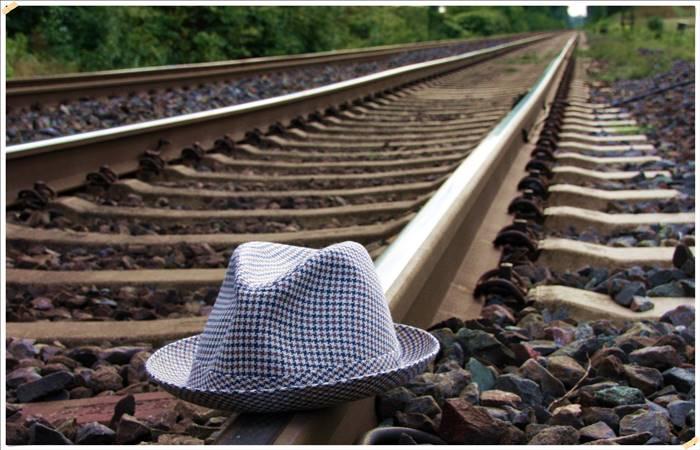 "Wherever I lay my hat... (Copyright @ Jessica ""Jazz"" Krök)"