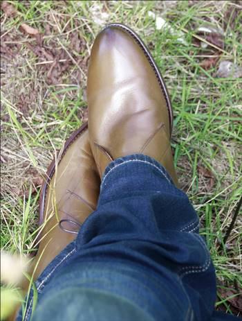 """Happy Feet... (Copyright @ Jessica """"Jazz"""" Krök)"""