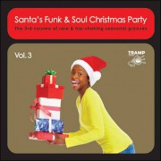 Various – Santa's Funk & Soul Christmas Party Vol. 3