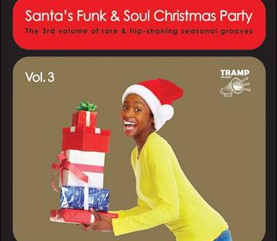 Various – Santa's Funk & Soul Christmas Party Vol. 3
