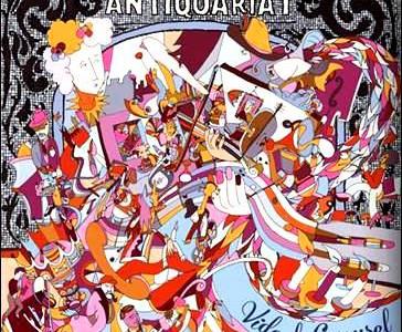 Antiquariat – Vida de Carrusel