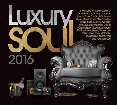 Various – Luxury Soul 2016