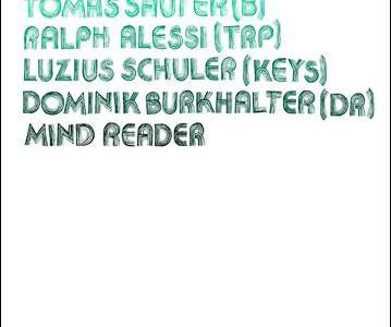 Tomas Sauter – Mind Reader
