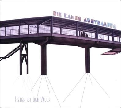 Sie kamen Australien – Peter ist der Wolf