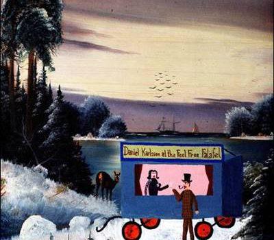 Daniel Karlsson Trio – At The Feel Free Falafel