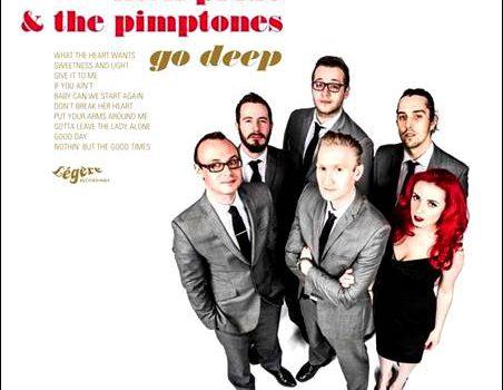Nick Pride & The Pimptones – Go Deep