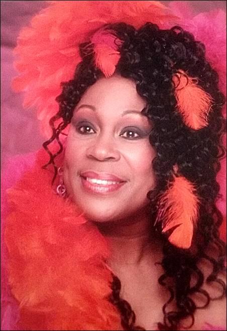 Gloria Scott – Under Barry White's Umbrella