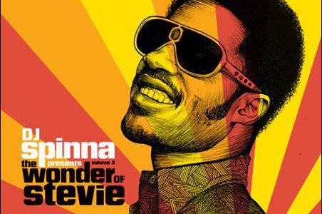 Various – DJ Spinna presents The Wonder of Stevie Volume 3