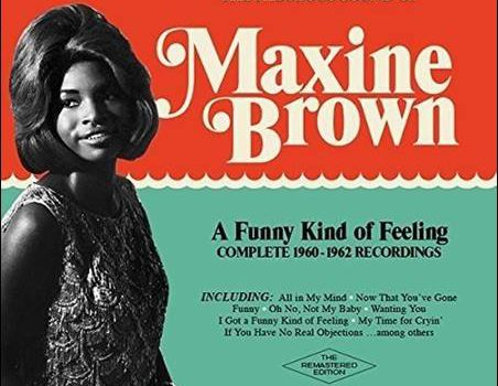 Maxine Brown – A Funny Kind Of Feeling