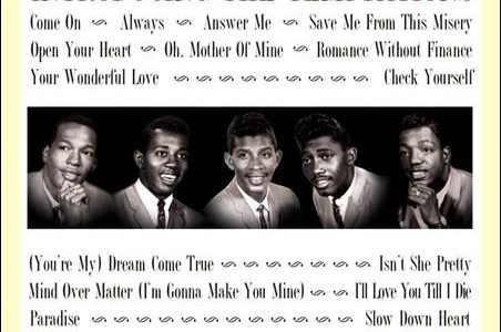 The Temptations – Introducing The Temptations