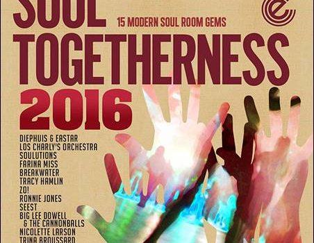 Various – Soul Togetherness 2016 – 15 Modern Soul Room Gems