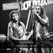 Black Uhuru – Live At Rockpalast – Essen 1981