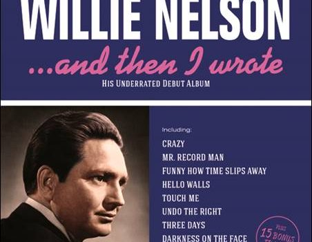 Willie Nelson – … And Then I Wrote