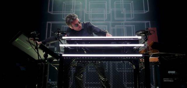 """Jean-Michel Jarre – Live – """"Electronica"""" Worldtour 2016 – Kunstwerk aus Klang und Licht"""