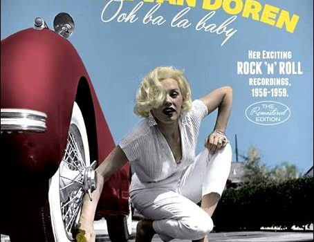 Mamie van Doren – Ooh Ba La Baby! Her Exciting Rock'n'Roll Recordings 1956-1959 – The Remastered Edition