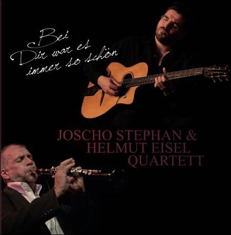 Joscho Stephan & Helmut Eisel Quartett – Bei Dir war es immer so schön