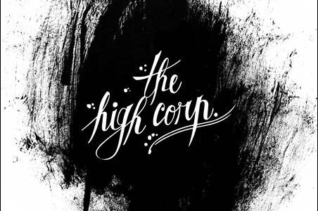The High Corporation – When I Went To School EP