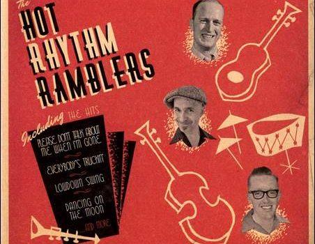 The Hot Rhythm Ramblers –  The Hot Rhythm Ramblers