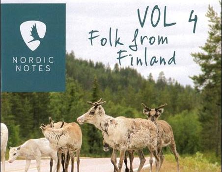 Various – Nordic Notes Vol.4 – Folk From Finland