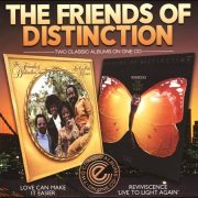 "The Friends Of Distinction – Love Can Make It Easier/Reviviscence ""Live To Light Again"""