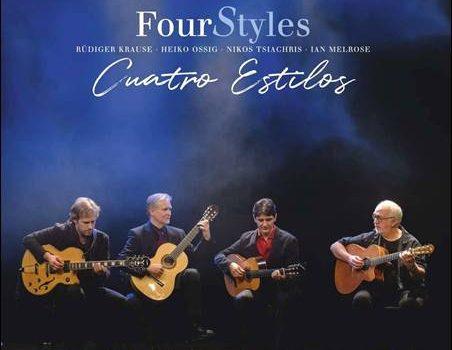 Four Styles – Cuatro Estilos