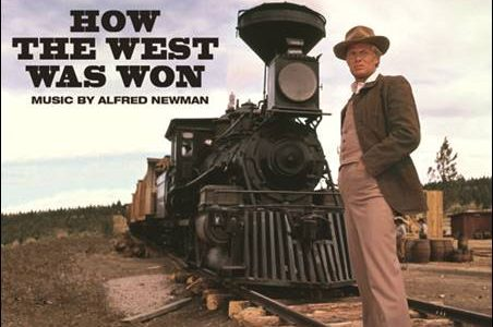 Alfred Newman – How The West Was Won (OST)