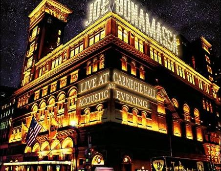 Joe Bonamassa – Live At Carnegie Hall – An Acoustic Evening