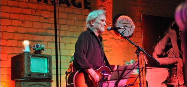 Kris Kristofferson – Live in der Blues Garage Hannover