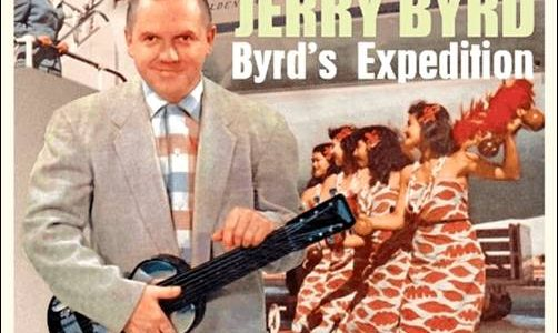 Jerry Byrd – Byrd's Expedition