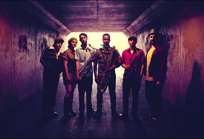 The Souljazz Orchestra – Hi-Energy Extra Crunchy