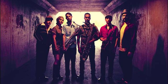 The Souljazz Orchestra – Hi-Energy Extra Crunchy