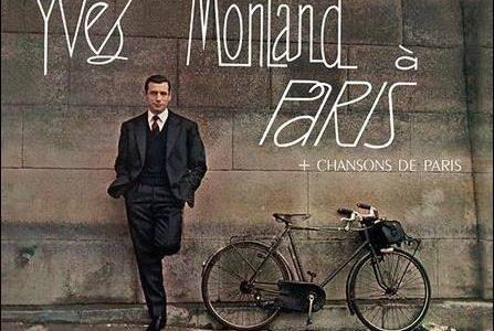Yves Montand – À Paris + Chansons de Paris