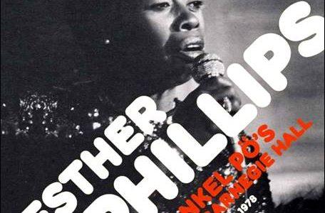 Esther Phillips – At Onkel Pö's Carnegie Hall Hamburg 1978