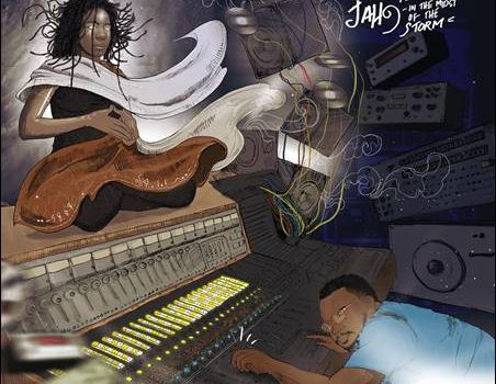 Mad Professor meets Jah 9 – In The Midst Of The Storm