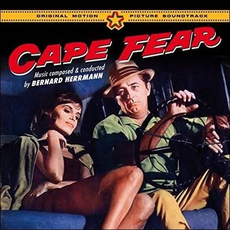 Bernard Herrmann – Cape Fear (OST)