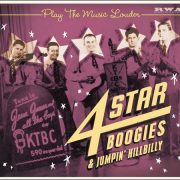 Various – Play The Music Louder – 4 Star Boogies & Jumpin' Hillbilly
