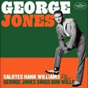 George Jones – George Jones Salutes Hank Williams