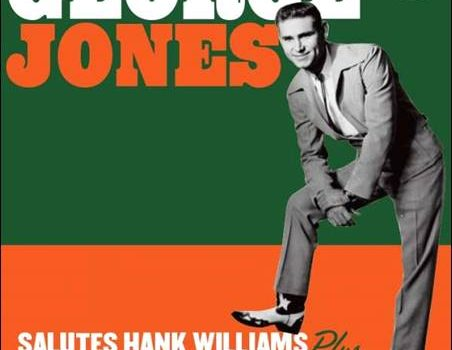 George Jones – George Jones Salutes Hank Williams