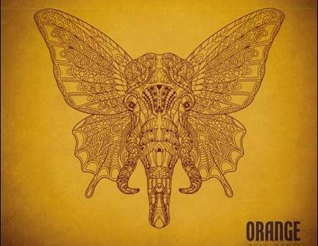 Orange – Zen Zero