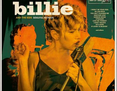 Billie and The Kids – Soulful Woman