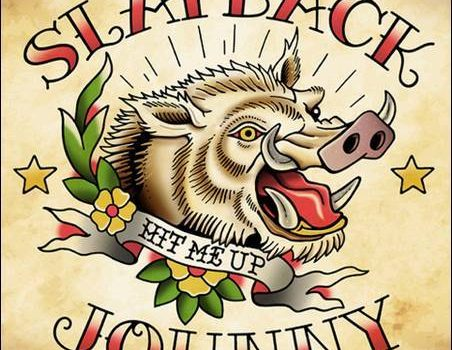Slapback Johnny – Hit Me Up
