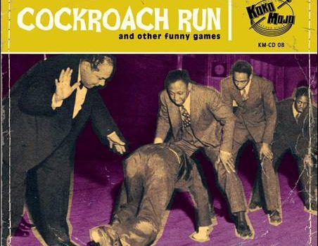 Various – Cockroach Run And Other Funny Games
