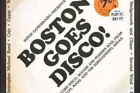 Various – Serge Gamesbourg presents Boston Goes Disco!