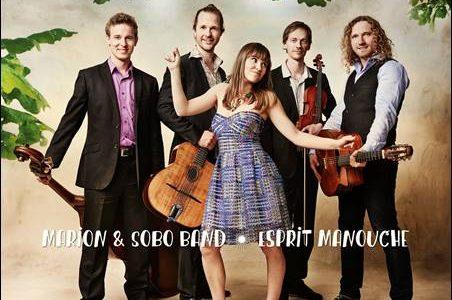 Marion & Sobo Band – Esprit Manouche