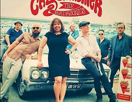 Caz Gardiner & The Badasonics – Caz Gardiner & The Badasonics