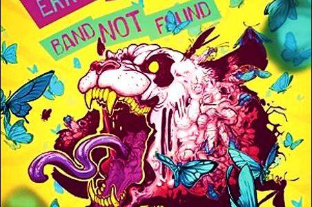 Error 404 Band Not Found – Schmetterling