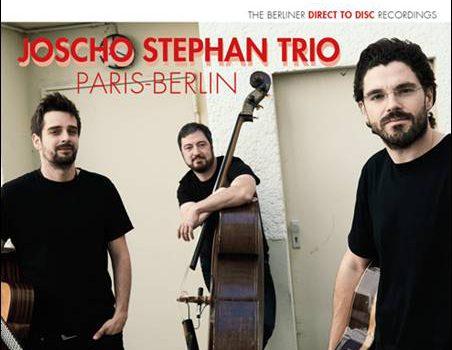 Joscho Stephan Trio – Paris Berlin