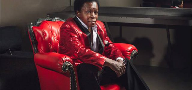 soultrainonline.de präsentiert: Lee Fields & The Expressions – Live 2019!