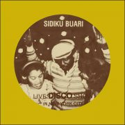 Sidiku Buari – Revolution (Live Disco Show In New York City)